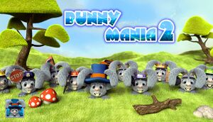 Bunny Mania 2 cover
