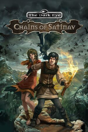 The Dark Eye: Chains of Satinav cover