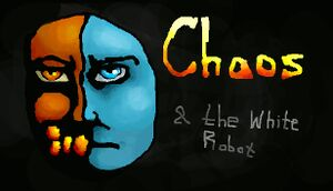 Chaos and the White Robot cover