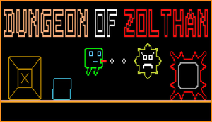 Dungeon of Zolthan cover