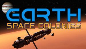 Earth Space Colonies cover