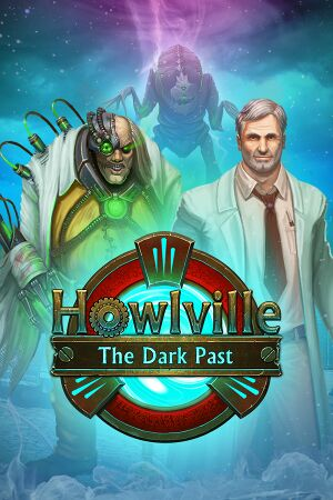 Howlville: The Dark Past cover