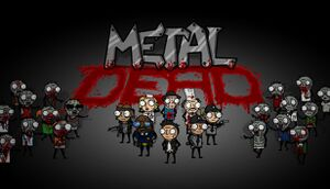 Metal Dead cover