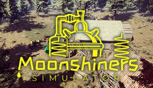 Moonshiners Simulator cover