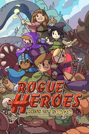 Rogue Heroes: Ruins of Tasos cover