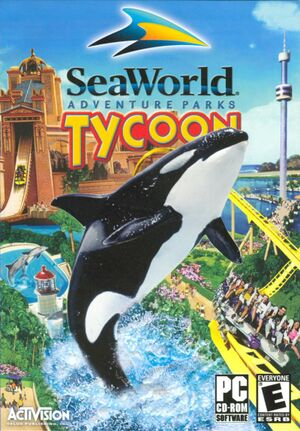 SeaWorld Adventure Parks Tycoon cover