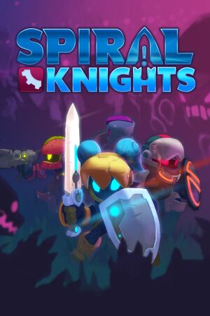 Spiral Knights cover