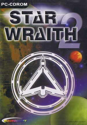 Star Wraith 2 cover