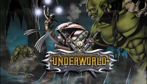 Swords and Sorcery - Underworld - Definitive Edition cover