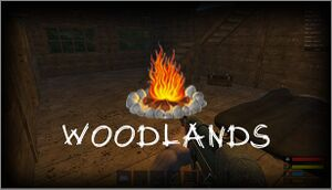Woodlands cover