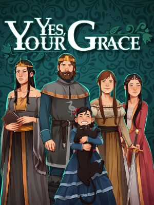 Yes, Your Grace cover