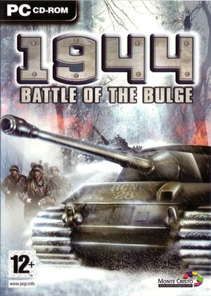 1944: Battle of the Bulge cover