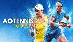 AO Tennis 2 Tools cover