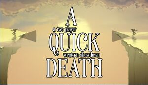 A Quick Death cover