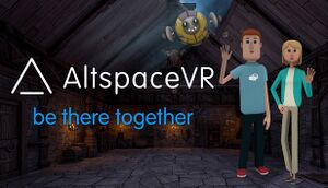 AltspaceVR cover
