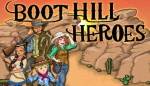 Boot Hill Heroes cover