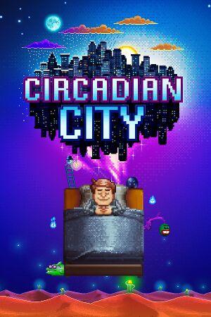 Circadian City cover