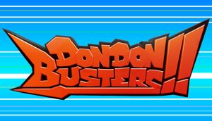 DonDon Busters!! cover