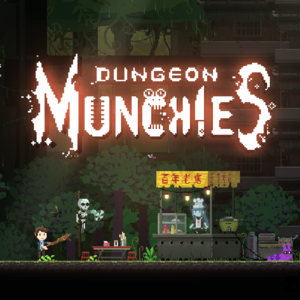 Dungeon Munchies cover