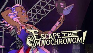 Escape the Omnochronom! cover