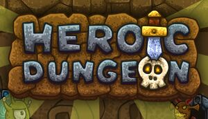 Heroic Dungeon cover