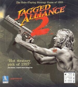 Jagged Alliance 2 cover