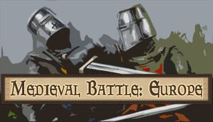 Medieval Battle: Europe cover