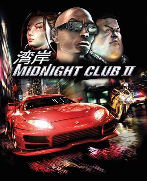 Midnight Club II cover