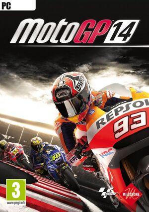MotoGP 14 cover