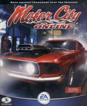Motor City Online cover