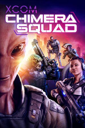 XCOM: Chimera Squad cover