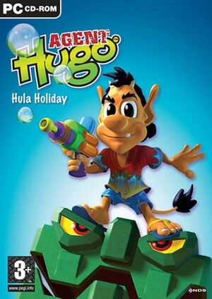 Agent Hugo: Hula Holiday cover