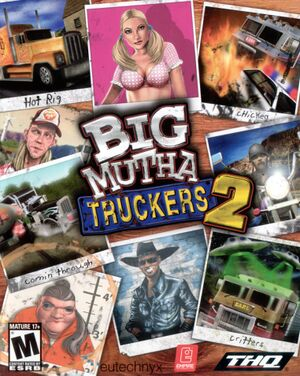 Big Mutha Truckers 2 cover