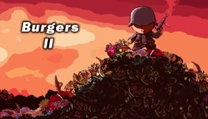Burgers 2 cover