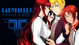 Ladykiller in a Bind cover
