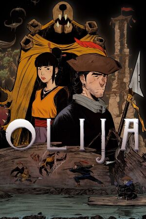 Olija cover