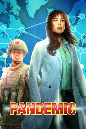 Pandemic: The Board Game cover
