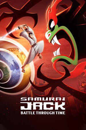 Samurai Jack: Battle Through Time cover