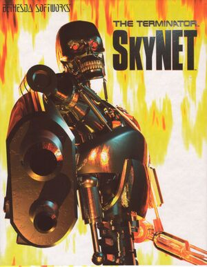 The Terminator: SkyNET cover
