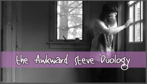 The Awkward Steve Duology cover