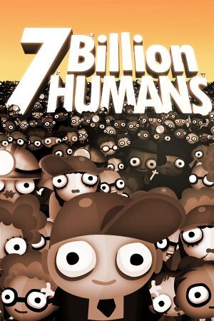 7 Billion Humans cover