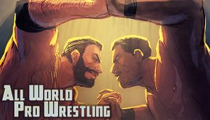 All World Pro Wrestling cover