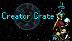 CreatorCrate cover