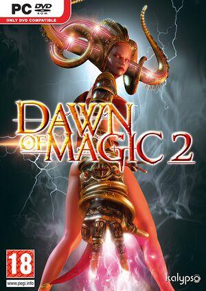 Dawn of Magic 2 cover