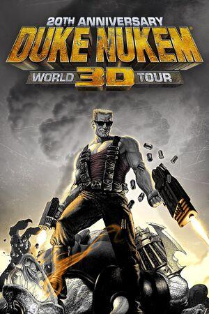 Duke Nukem 3D: 20th Anniversary World Tour cover
