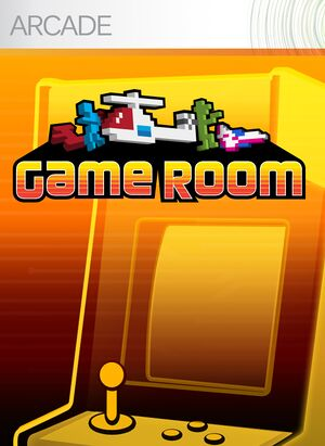 Game Room cover