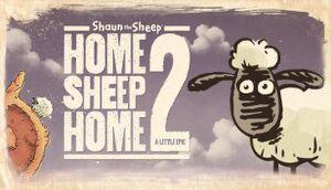 Home Sheep Home 2 cover