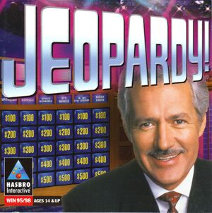 Jeopardy! (1998) cover