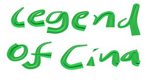 Legend of Cina cover