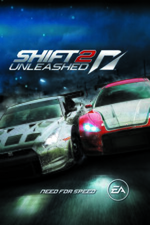 Shift 2 Unleashed cover